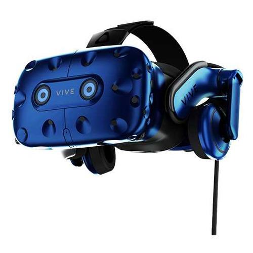 Очки виртуальной реальности HTC Vive Pro EEA HMD, синий [99hanw020-00]