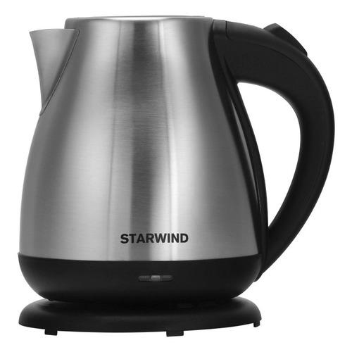 Чайник электрический STARWIND SKS2319, 2200Вт, серебристый
