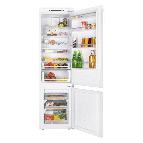 Встраиваемый холодильник MAUNFELD MBF193NFFW белый