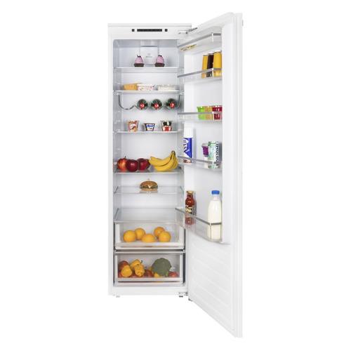 Встраиваемый холодильник MAUNFELD MBL177SW белый