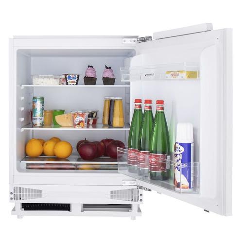 Встраиваемый холодильник MAUNFELD MBL88SW белый морозильная камера maunfeld mfl300w