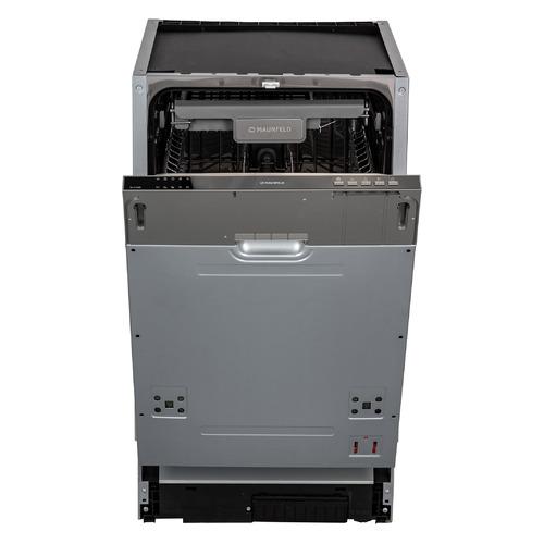 Посудомоечная машина узкая MAUNFELD MLP-08B