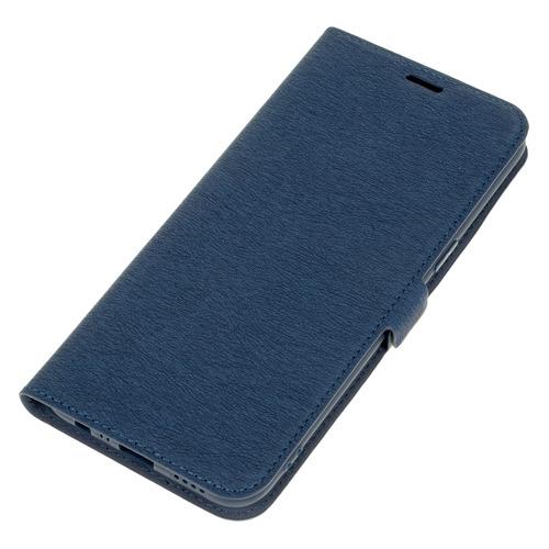 Чехол (флип-кейс) DF rmFlip-06, для Realme C3, синий [df rmflip-06 (blue)] moshiqisuoni c3 сотовый телефон дела небольшой зеленый сердце s55t оболочки sonyc3 силиконовый защитный чехол