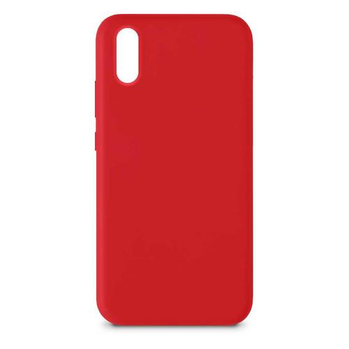 Чехол (клип-кейс) GRESSO Smart Slim, для Xiaomi Redmi 9A, красный [gr17втт013] чехол клип кейс gresso smart slim для samsung galaxy s20 ultra красный [gr17sms197]