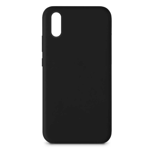 Чехол (клип-кейс) GRESSO Smart Slim, для Xiaomi Redmi 9A, черный [gr17втт015] клип кейс gresso мармелад для xiaomi redmi 2 красный
