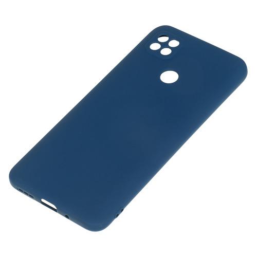 Чехол (клип-кейс) GRESSO Smart Slim, для Xiaomi Redmi 9C, синий [gr17втт018] клип кейс gresso мармелад для xiaomi redmi 2 красный