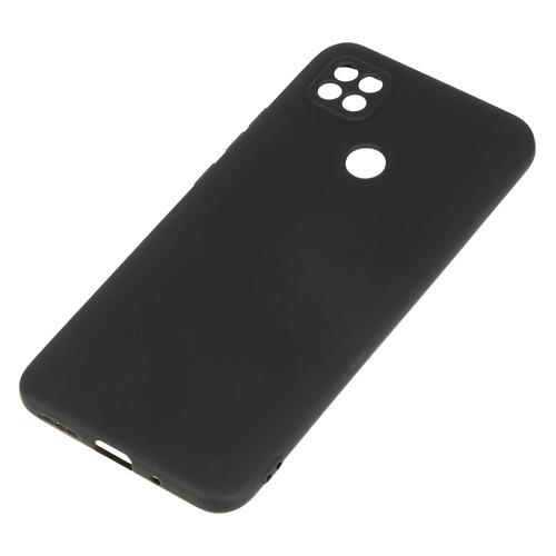 Чехол (клип-кейс) GRESSO Smart Slim, для Xiaomi Redmi 9C, черный [gr17втт019] клип кейс gresso мармелад для xiaomi redmi 2 красный