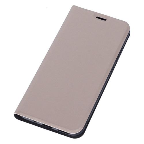 Чехол (флип-кейс) GRESSO Atlant Pro, для Xiaomi Redmi 9A, золотистый [gr15atl371] чехол флип кейс gresso atlant pro для samsung galaxy m21 черный [gr15atl397]