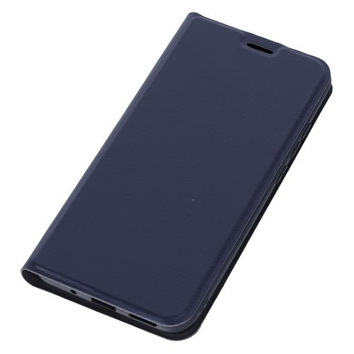 Чехол (флип-кейс) GRESSO Atlant Pro, для Xiaomi Redmi 9A, синий [gr15atl372] чехол флип кейс gresso atlant pro для samsung galaxy m21 черный [gr15atl397]