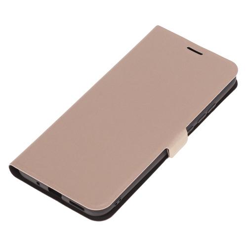 Чехол (флип-кейс) GRESSO Atlant Pro, для Xiaomi Redmi 9C, золотистый [gr17втт025] чехол флип кейс gresso atlant pro для samsung galaxy m21 черный [gr15atl397]