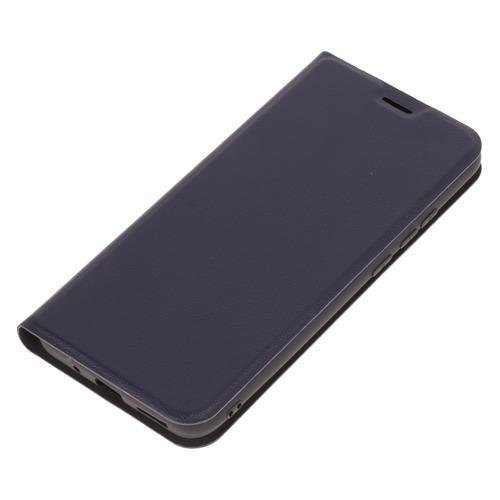 Чехол (флип-кейс) GRESSO Atlant Pro, для Xiaomi Redmi 9C, темно-синий [gr17втт023] чехол флип кейс gresso atlant pro для samsung galaxy m21 черный [gr15atl397]
