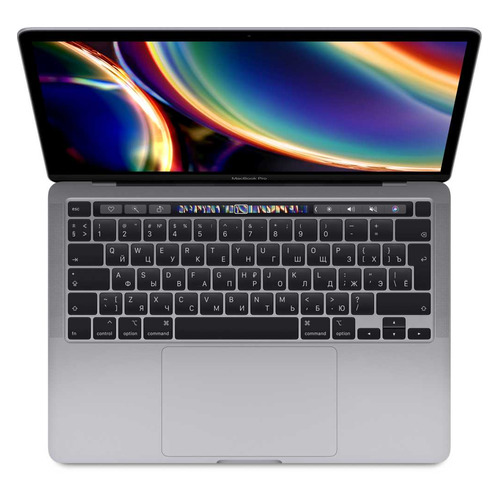 Фото - Ноутбук APPLE MacBook Pro 13.3, IPS, Intel Core i7 1068NG7 2.3ГГц, 32ГБ, 2ТБ SSD, Intel Iris Plus graphics , Mac OS, Z0Y7000T2, серый ssd plus