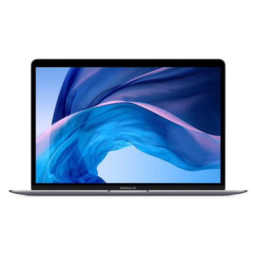 Фото - Ноутбук APPLE MacBook Air 13.3, IPS, Intel Core i3 1.1ГГц, 16ГБ, 512ГБ SSD, Intel Iris Plus graphics , Mac OS X, Z0YJ001FJ, серый ssd plus