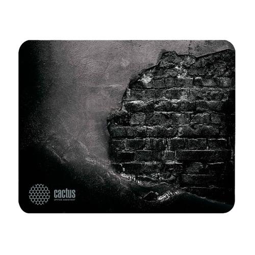 Коврик для мыши CACTUS CS-MP-DWM, Medium, черный