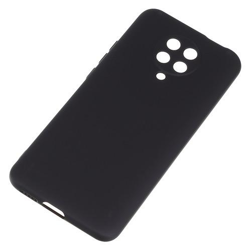 Чехол (клип-кейс) DF poOriginal-01, для Xiaomi Poco F2 Pro, черный [df pooriginal-01 (black)]