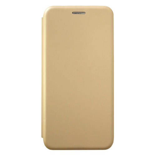 Фото - Чехол (флип-кейс) BORASCO Shell case, для Samsung Galaxy M31, золотистый [39161] чехол флип кейс borasco shell case для samsung galaxy m21 зеленый [39139]