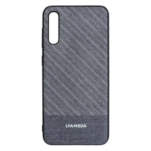 Чехол (клип-кейс) Lyambda Europa, для Samsung Galaxy A30s/A50s/A50, синий [la05-er-a50-bl], NONAME  - купить со скидкой