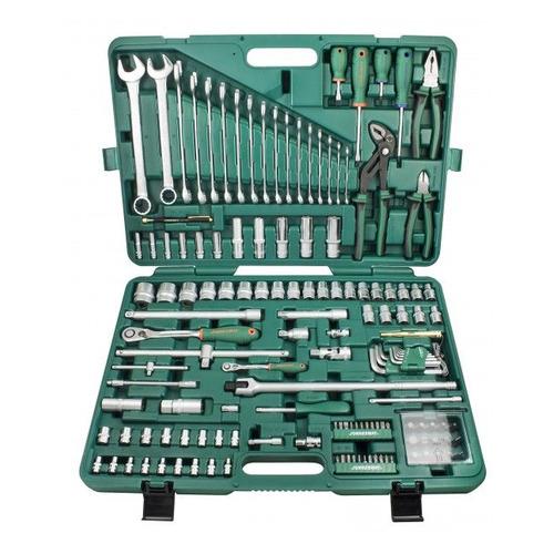 Набор инструментов JONNESWAY S04H524142S, 142 предмета [46100]