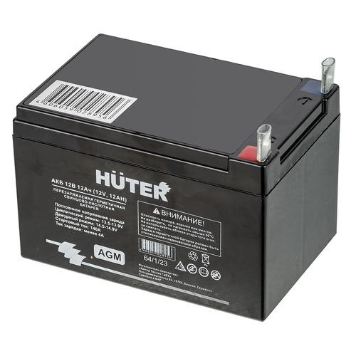 Батарея аккумуляторная Huter 64/1/23 12В 12Ач SLA