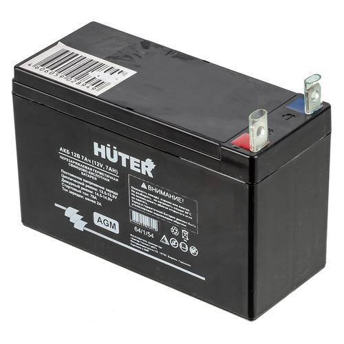 Батарея аккумуляторная Huter 64/1/54 12В 7Ач SLA