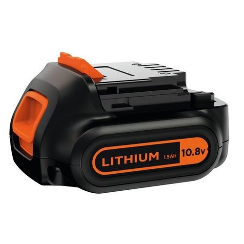 Батарея аккумуляторная Black+Decker BL1512-XJ 10.8В 1.5Ач Li-Ion