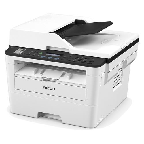 Фото - МФУ лазерный RICOH SP 230SFNw, A4, лазерный, серый [408293] принтер лазерный ricoh sp 6430dn светодиодный цвет серый [407484]