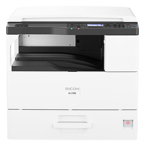 МФУ лазерный Ricoh M 2700, A3, лазерный, черно-белый [418117]