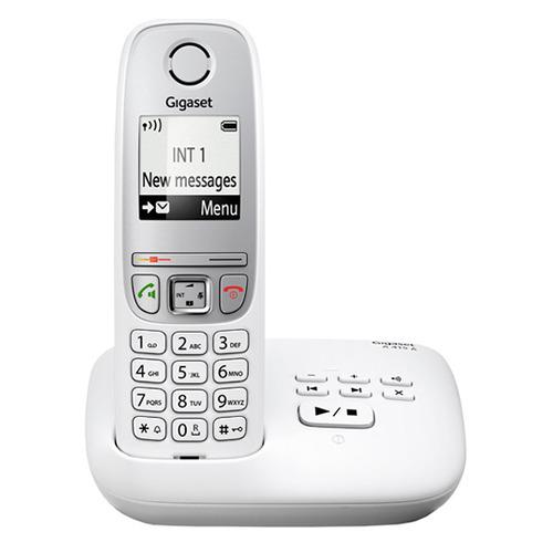 Радиотелефон GIGASET A415A RUS, белый [s30852-h2525-s302]