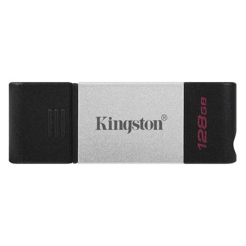 Фото - Флешка USB KINGSTON DataTraveler 80 DT80/128GB 128ГБ, USB3.0, черный внеклассное чтение 4 кл