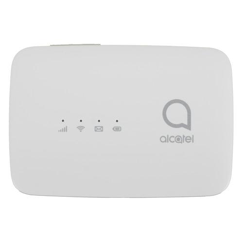 Модем ALCATEL Link Zone MW45V 3G/4G, внешний, белый [mw45v-2balru1]