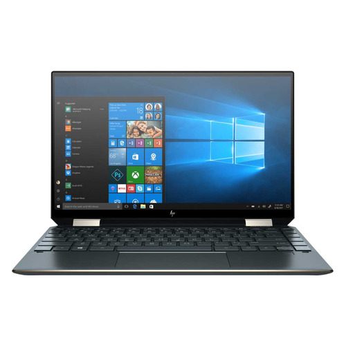 Фото - Ноутбук-трансформер HP Spectre x360 13-aw0035ur, 13.3, IPS, Intel Core i7 1065G7 1.3ГГц, 16ГБ, 512ГБ SSD, Intel Iris Plus graphics , Windows 10, 231A8EA, синий ssd plus