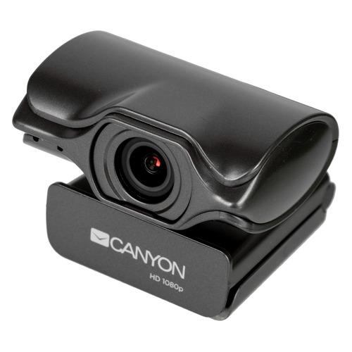 Web-камера CANYON CNS-CWC6N, черный