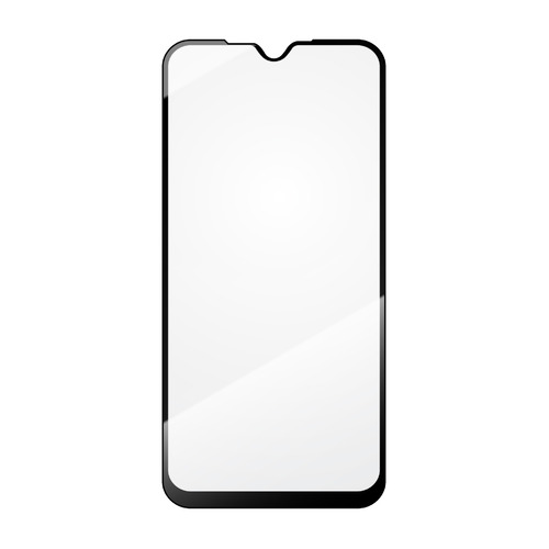 Фото - Защитное стекло для экрана BORASCO для Xiaomi Redmi 9, антиблик, 1 шт, черный [39067] защитная пленка для экрана borasco для xiaomi mi note 10 антиблик 3d 1 шт [38279]