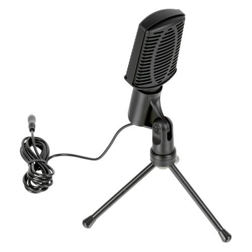 Микрофон RITMIX RDM-126, черный [80000956] микрофон ritmix rdm 127 хром черный [15120026]
