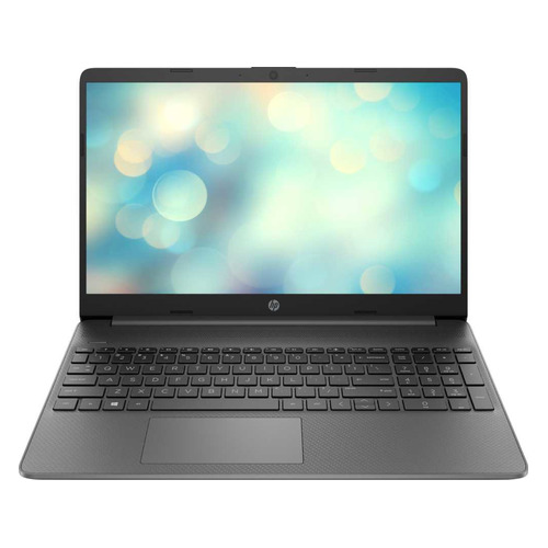 """Ноутбук HP 15s-eq1143ur, 15.6"""", IPS, AMD Athlon Gold 3150U 2.4ГГц, 8ГБ, 256ГБ SSD, AMD Radeon , Free DOS, 22Q27EA, серый"""