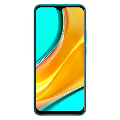Смартфон XIAOMI Redmi 9 32Gb, зеленый