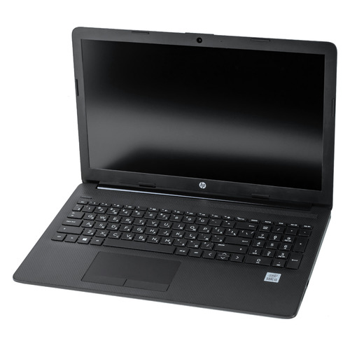 "Ноутбук HP 15-da3034ur, 15.6"", Intel Core i5 1035G1 1.0ГГц, 8ГБ, 512ГБ SSD, Intel UHD Graphics , Windows 10, 249Z1EA, черный"