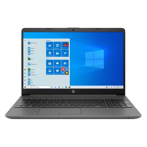 Ноутбук HP 15-dw1048ur, 15.6, IPS, Intel Pentium Gold 6405U 2.4ГГц, 8ГБ, 256ГБ SSD, Intel UHD Graphics , Windows 10, 22N48EA, серый ноутбук hp 14s dq0031ur 14 ips intel pentium gold 4417u 2 3ггц 4гб 128гб ssd intel hd graphics 610 windows 10 9rk34ea белый