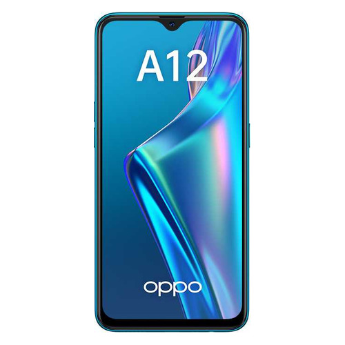 Смартфон OPPO A12 32Gb, синий