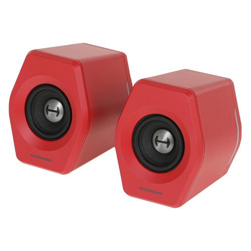 Фото - Колонки EDIFIER G2000, 2.0, красный колонки edifier r2700