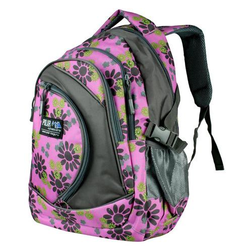 Рюкзак Polar 80072 (80072 PURPLE) 32x45x20см 29л. 0.7кг. полиэстер/нейлон фиолетовый рюкзак polar к9276