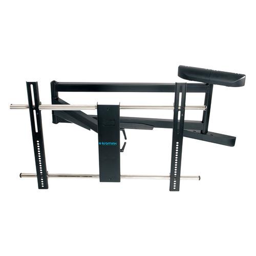 Фото - Кронштейн для телевизора KROMAX ATLANTIS-120, 40-100, настенный, поворот и наклон казан с крышкой сковородой нмп 5 л 9850