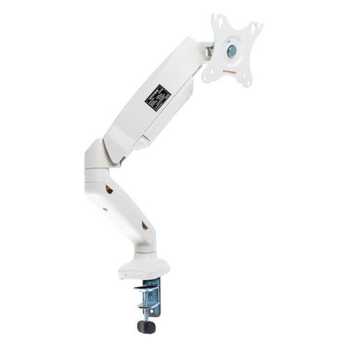 Фото - Кронштейн для мониторов Arm Media LCD-T21w белый 15-32 макс.6.5кг настольный поворот и наклон верт arm media lcd t21w белый