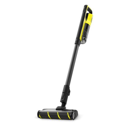 Ручной пылесос (handstick) KARCHER VC 4s Cordless Plus, желтый/черный [1.198-282.0] пылесос karcher vc 4s cordless plus черный желтый