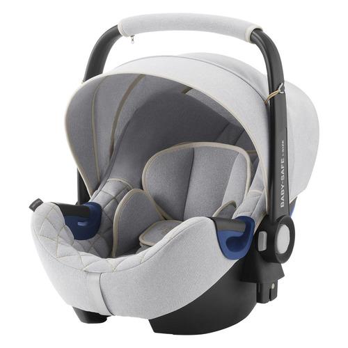 Автокресло детское BRITAX ROEMER Baby-Safe2 i-size, 0/0+, от 0 до 15 мес, серый