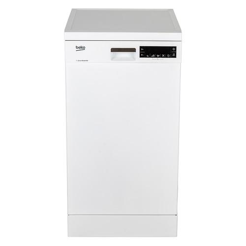 Посудомоечная машина BEKO DDS28120W, узкая, белая