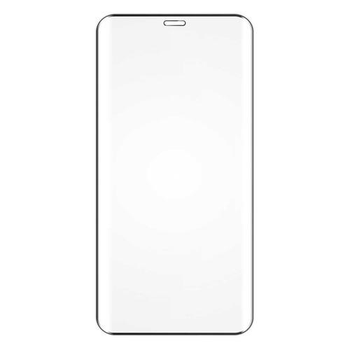 Фото - Защитное стекло для экрана BORASCO для Apple iPhone 12, антиблик, 3D, 1 шт, черный [39177] защитная пленка для экрана borasco для xiaomi mi note 10 антиблик 3d 1 шт [38279]