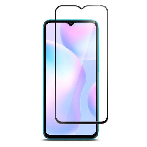 Фото - Защитное стекло для экрана BORASCO для Xiaomi Redmi 9A/9C, антиблик, 1 шт, черный [39180] защитная пленка для экрана borasco для xiaomi mi note 10 антиблик 3d 1 шт [38279]