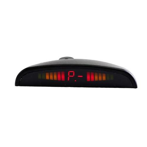 Парковочный радар SILVERSTONE F1 Interpower IP-430S, серебристый [pr-ip-430s-19]