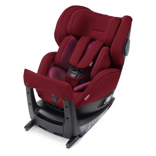 Автокресло детское RECARO Salia Select Garnet Red, 0+/1, от 0 мес до 4 лет, красный автокресло детское recaro salia select night black 0 1 от 0 мес до 4 лет черный